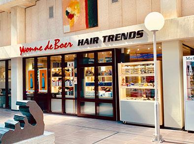 Hairtrends Haarwerk - Pruiken winkel Amsterdam