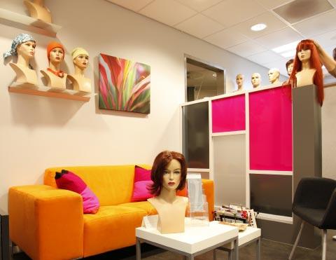 Hairtrends haarwerk - Pruikenwinkel Amsterdam