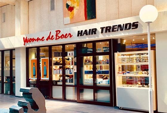 Pruikenwinkel Amsterdam - Algemene locatie