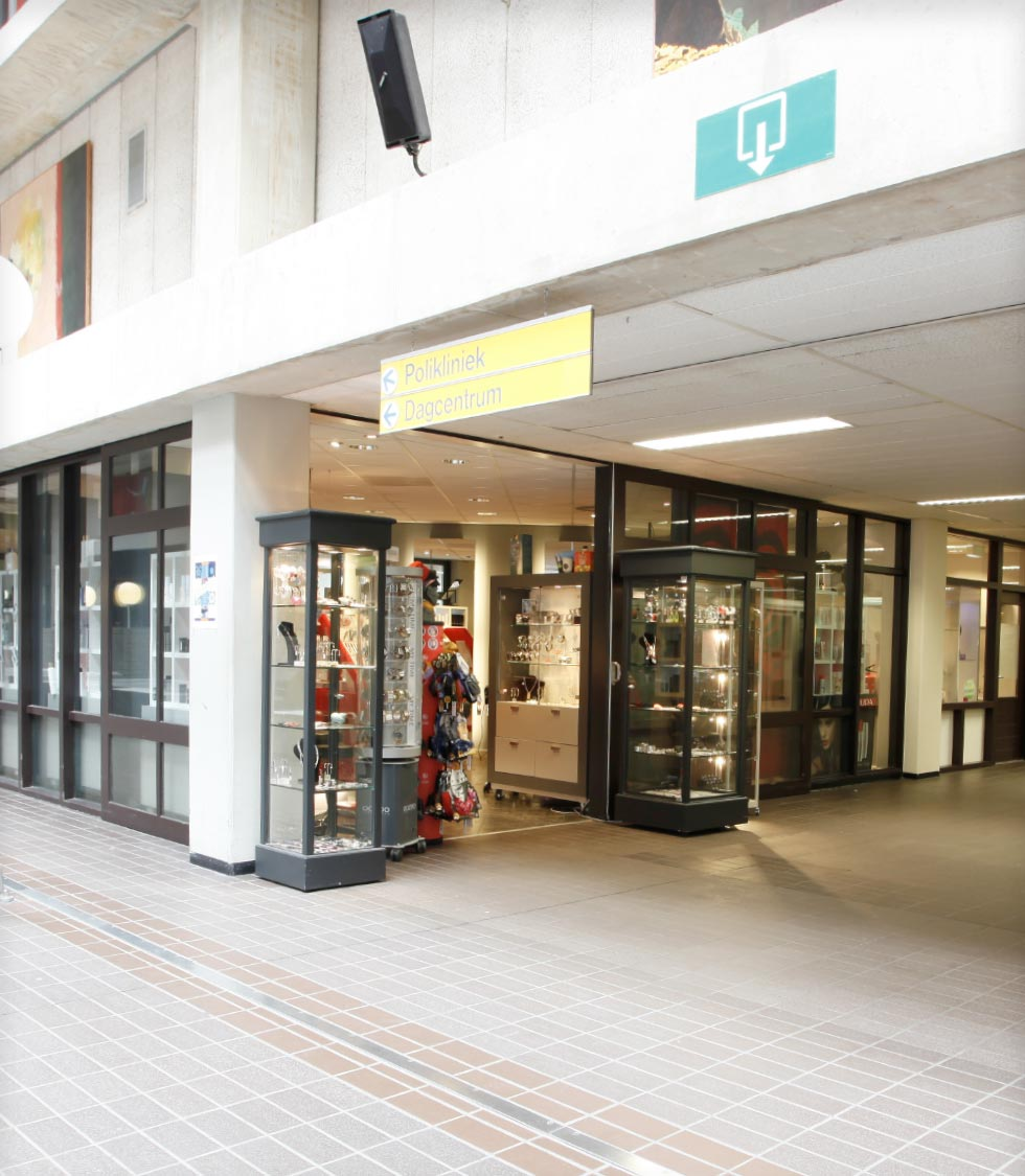 Pruikenwinkel Amsterdam